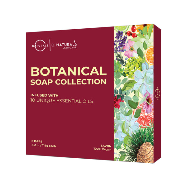 COMING SOON! Botanical Soap Collection - O Naturals