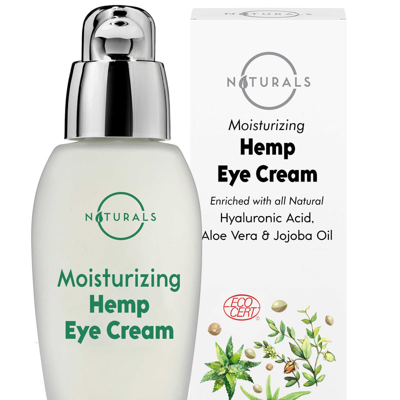 Moisturizing Hemp Eye Cream - O Naturals