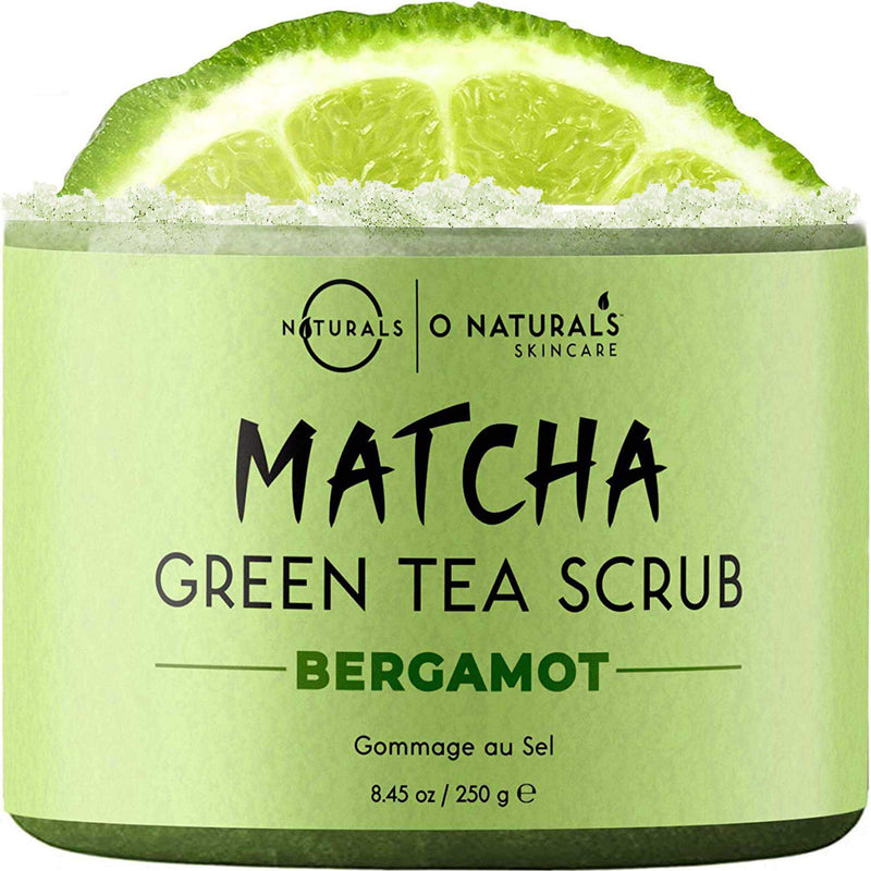 Matcha Green Tea Body Scrub - O Naturals