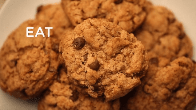 How to make Gluten-Free Chocolate Chip Cookies in Minutes