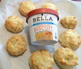 Cheddar Cheese Biscuit Recipe by Bella Gluten-Free