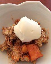 Apple Crumble Recipe by Bella Gluten-Free