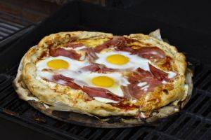 Pizza alla Bismark Recipe by Bella Gluten-Free