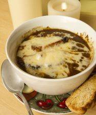 French Onion Soup Recipe by Bella Gluten-Free
