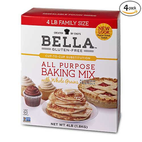 All Purpose Gluten-Free Baking Mix - bellaglutenfree