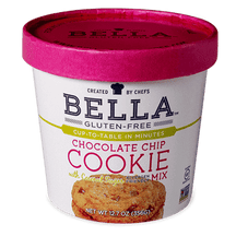 Chocolate Chip Cookie Mix - bellaglutenfree