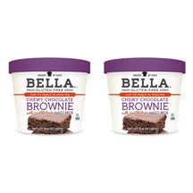 Chewy Chocolate Brownie Mix - bellaglutenfree
