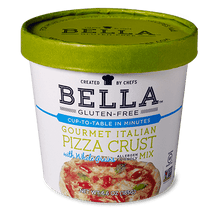 Gourmet Italian Pizza Crust Mix - bellaglutenfree