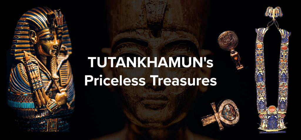 Tutankhamun's Priceless Treasures