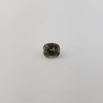 1.84ct Cushion Cut Colour Change Alexandrite 7x6mm