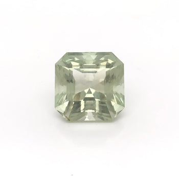 17.3ct Octagon Cut Beryl 15.2x15.1mm