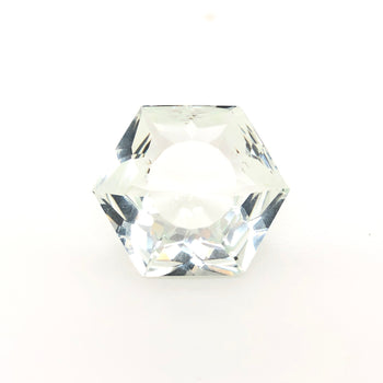 21.58ct Hexagon Beryl 19x10mm