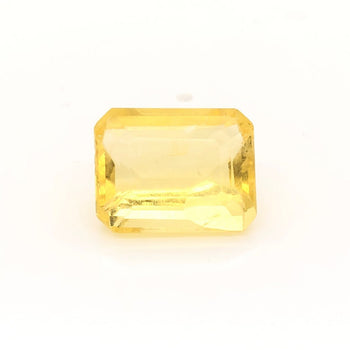 13.31ct Octagon Cut Fluorite 15.4x12.2mm