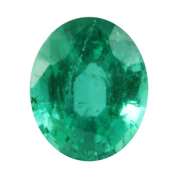 2.78ct Oval Cut Emerald 10x8mm