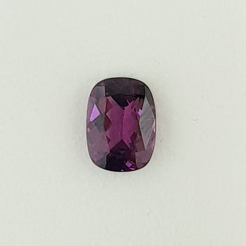 3.40ct Cushion Cut Pinkish Purple Spinel 11x8mm