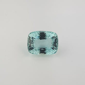 26.17ct Cushion Cut Aquamarine 19x14mm