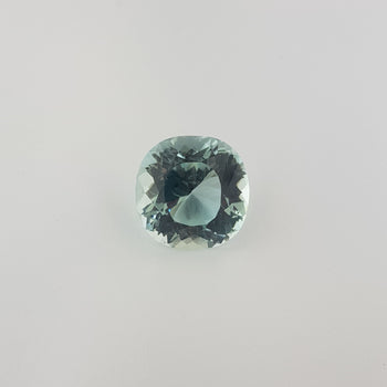 23.45ct Cushion Cut Aquamarine 18.3mm