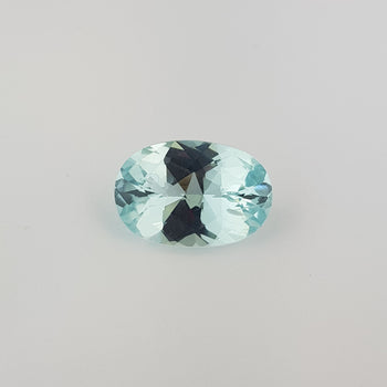 13.80ct Oval Faceted Aquamarine 20.1x14.2mm