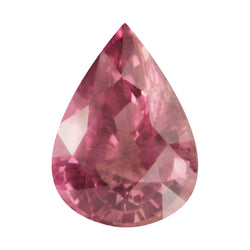 10.60ct Pear Shape Pink Tourmaline 16x12mm