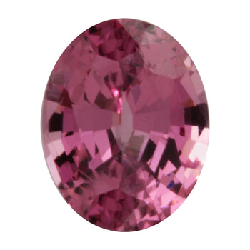 2.04ct Oval Pink Spinel 8x6.5mm