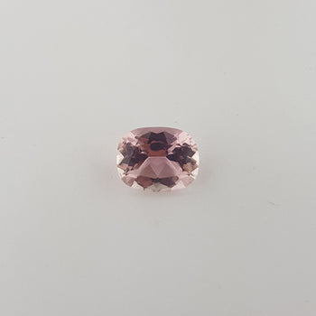 6.47ct Cushion Cut Tourmaline 13.2x10.5mm