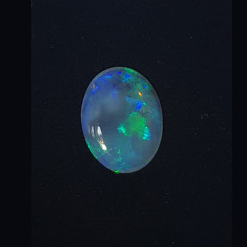 5.51ct Oval Cabochon Opal 16.5x12.7mm