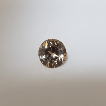 6.99ct Round Faceted Zircon 11.3mm