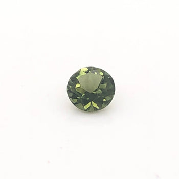 0.77ct Round Faceted Tourmaline 5.9mm
