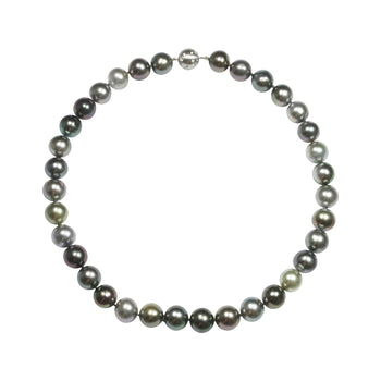 Tahitian Pearl Bead Necklace