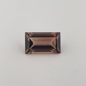 4.72ct Baguette Cut Tourmaline 13x7.9mm