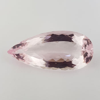 33.17ct Pear Shape Morganite 36x16.9mm