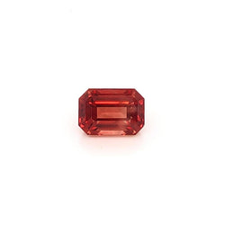 1.60ct Octagon Cut Sunstone 8.0x5.5mm