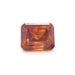 17.23ct Octagon Cut Sphalerite 15x12mm
