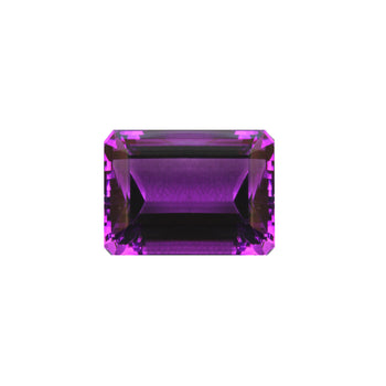 38.38ct Octagon Amethyst 23x17.5mm