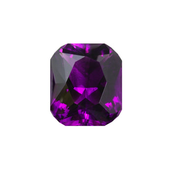 66.61ct Cushion Amethyst 10mm