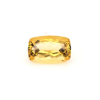 9.55ct Cushion Cut Heliodor 17.2x11.1mm