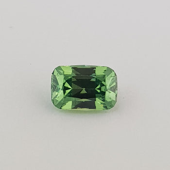 1.45ct Cushion Cut Demantoid Garnet 7.4x5.1mm