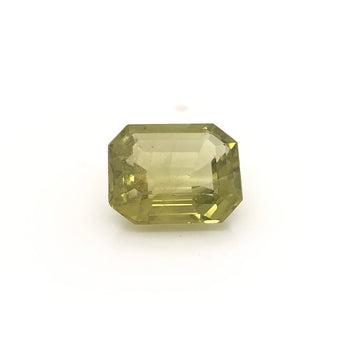 8.08ct Octagon Cut Beryl 14.2x11.6mm