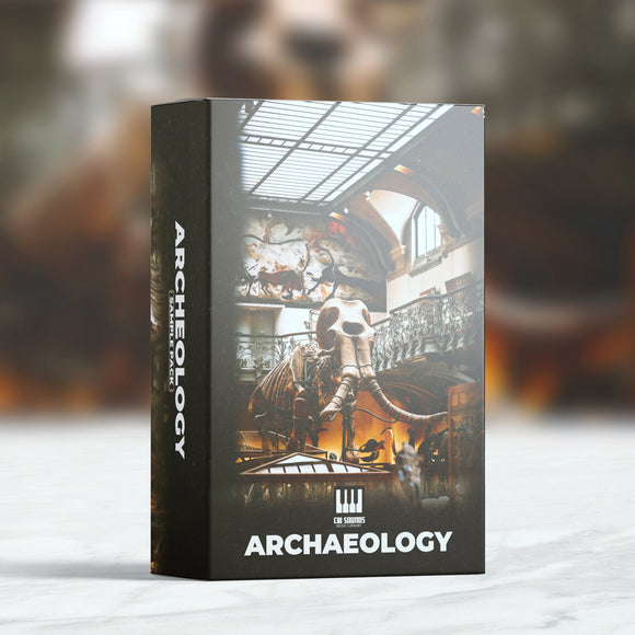 Archaeology Sample Library (Free Download)