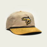 Jumping Brown Trout Hat
