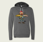 Yukon Silver and Gold Hoodie
