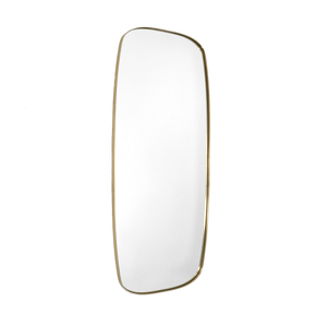 Ava Decorative Mirror Gold - PEARL Canada