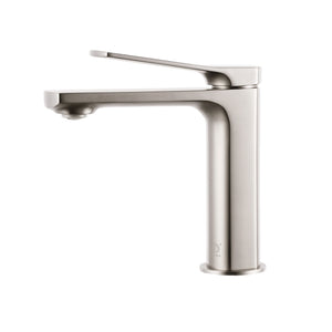 BRADLEY Brushed Nickel Bathroom Faucet