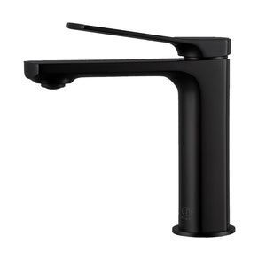 BRADLEY Matte Black Bathroom Faucet