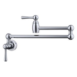 DARREN Chrome Kitchen Pot Filler - PEARL Canada
