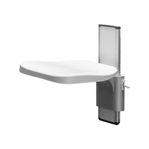 ELLA Adjustable Shower Seat - PEARL Canada