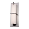 Everett Chrome Wall Sconce LED Light