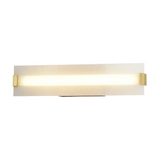 Kaeli Brushed Nickel Vanity LED Light - PEARL Canada