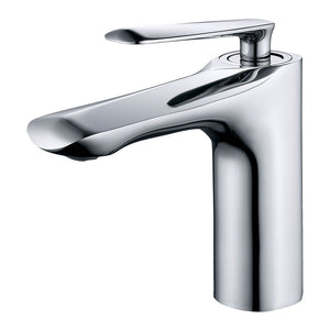 LANA Chrome Bathroom Faucet - PEARL Canada
