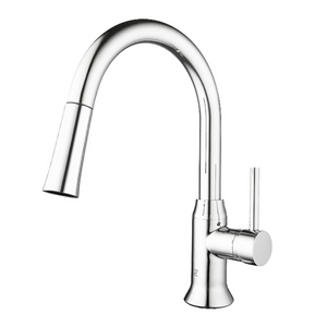 MASA II Chrome Kitchen Faucet - PEARL Canada